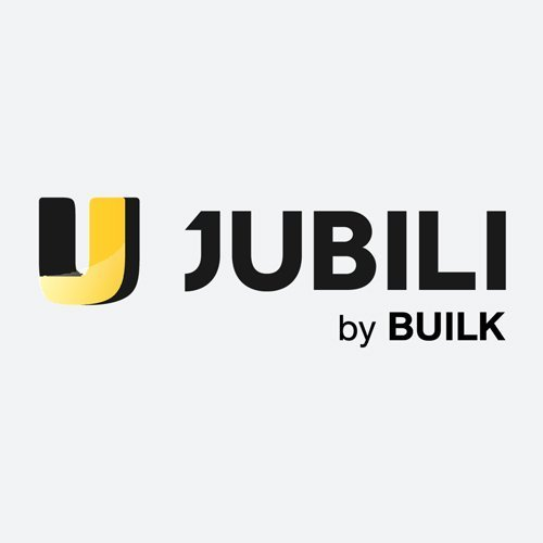 Logo JUBILI by BUILK