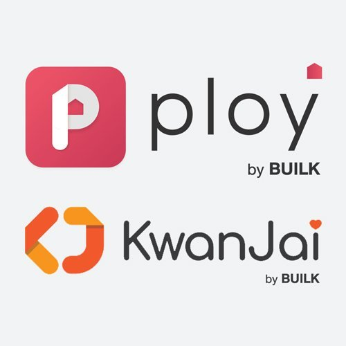 Logo PLOY by BUILK และ KWANJAI by BUILK