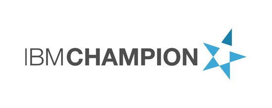 Logo IBM Champion