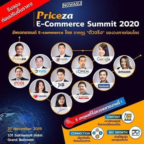 Priceza E-Commerce Summit 2020